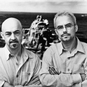 Die Autoren: Das Duo Badesalz