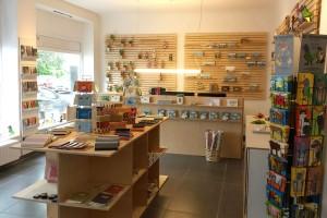 Ladenatelier von Jens Gollnow