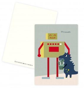 Freunde_Postkarte