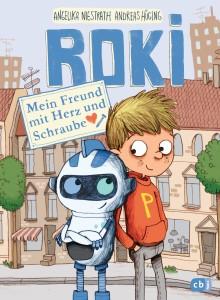 ROKI - Mein Freund mit Herz und Schraube von Andreas Hueging